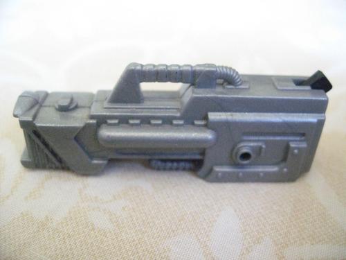 gijoe 1994 shipwreck v2 gray missile launcher