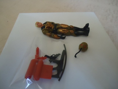 gijoe 2002 blowtorch v2 flamethrower