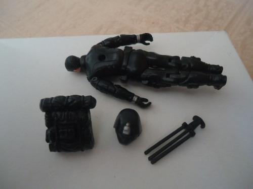 gijoe 2005 crimson shadow guard v8 weapon set five