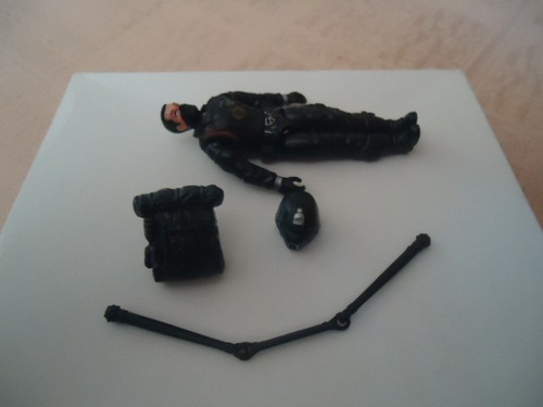 gijoe 2005 crimson shadow guard v8 weapon set four