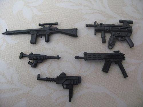 gijoe 5 weapons lot