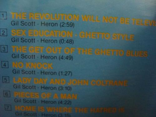 gil scott - heron - cd nacional