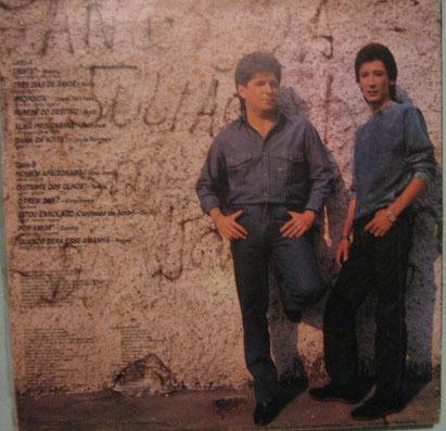 gilberto & gilmar - gilberto & gilmar - 1988
