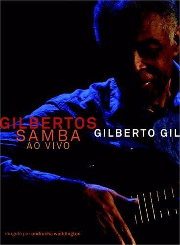 gilbertos samba ao vivo (dvd) novo lacrado