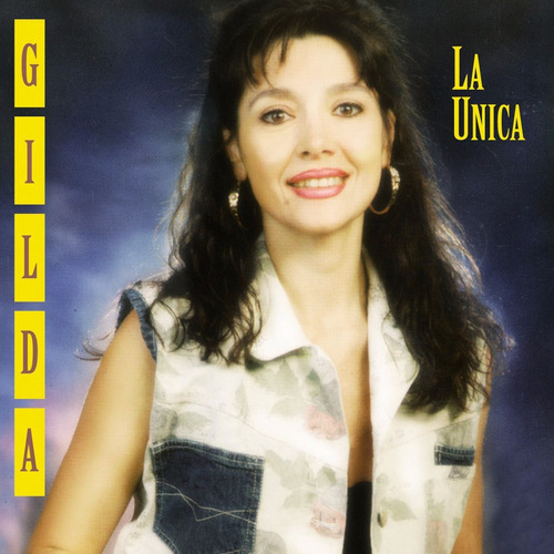 gilda - la unica cd