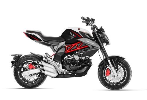 gilera 125 gx1 naked 0km 2019 nuevo modelo! freno disco moto