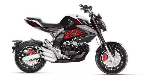 gilera 125 gx1  naked by tnt 135 benelli eccomotor