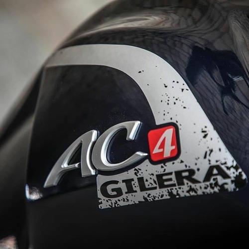 gilera ac4 250cc    motozuni lanús