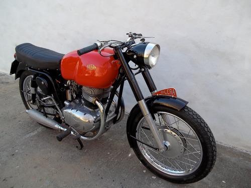 gilera b300 italiana año 1957