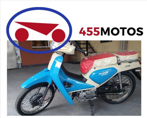 gilera c110 pronto 455 motos