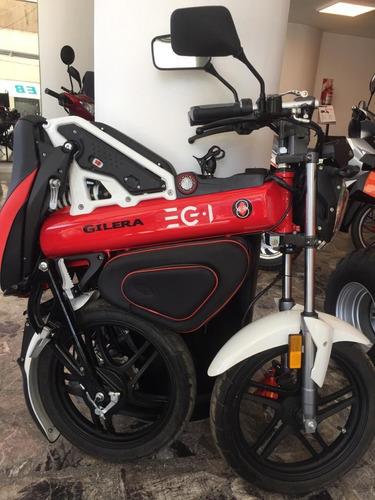 gilera eg-i electric power 0km  con batería de litio