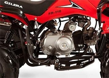gilera fr 110cc - motozuni  merlo