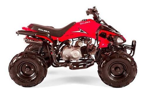 gilera fr 110cc - motozuni  morón