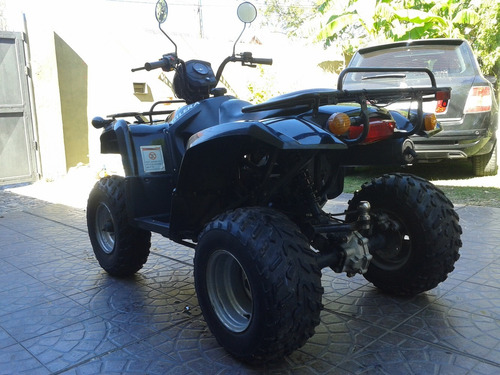 gilera fr250  quad country año 2008