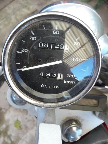 gilera gla 110 chopper