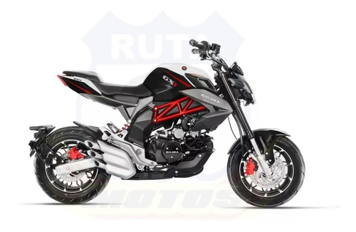 gilera gx1 125 nacked no tnt 135 0km 2021 ruta 3 motos