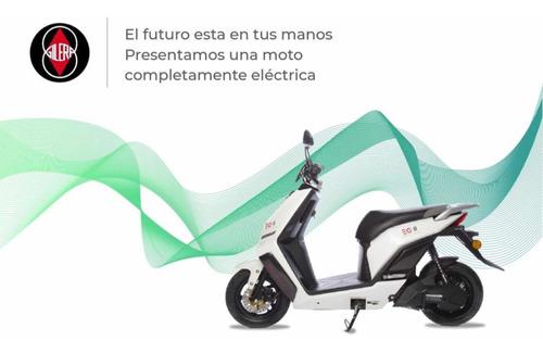 gilera moto eléctrica 1200