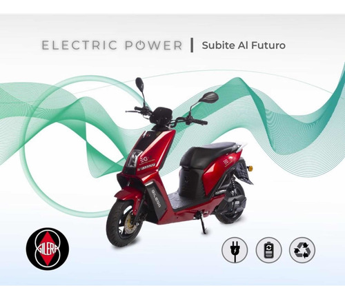 gilera moto eléctrica