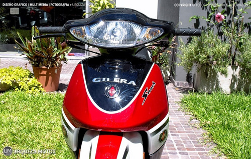 gilera moto scooter smash 110 motos