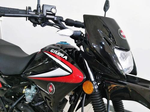 gilera sahel 150 2021 financiá cuotas c/ ahora12 a18 motonet