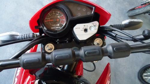 gilera sahel 150 cc enduro