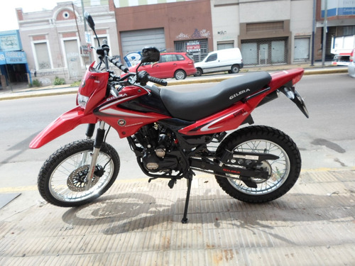 gilera sahel 150 cross enduro 0km  motos march