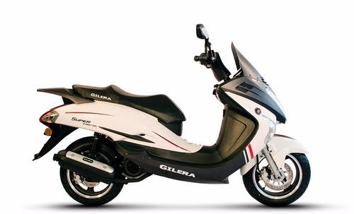 gilera scooter super 150cc