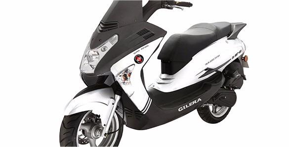 moto scooter gilera 150