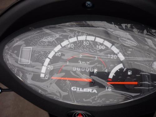 gilera smash 110 0km motos march