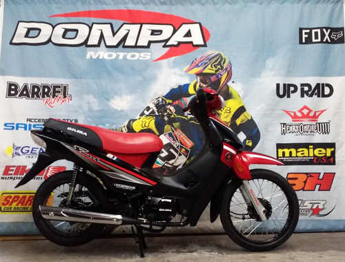 gilera smash 110 automatica 0km delivery dompa motos