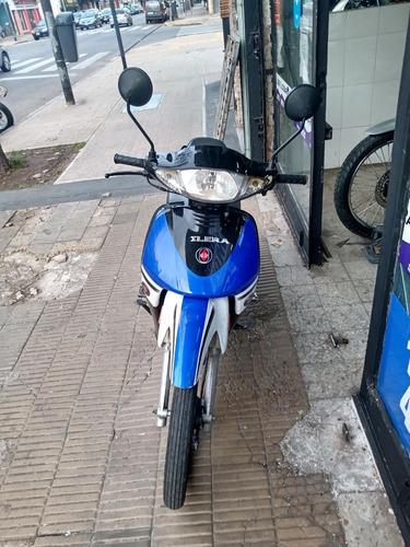 gilera smash 110 azul 2018 alfamotos 1127622372 permuto