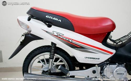 gilera smash 110 full urquiza motos moto 0km
