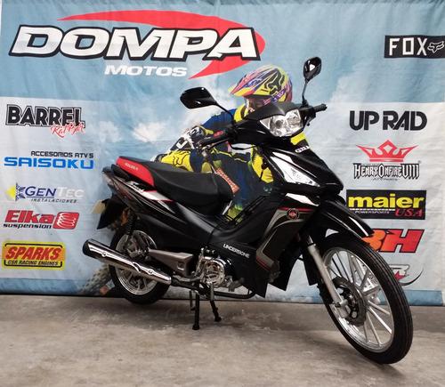 gilera smash 110 r new full calle llanta ciudad dompa motos