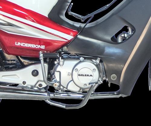 gilera smash 110cc full vs - motozuni  v. del pino