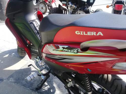gilera smash 110cc tuning r solo con dni - aprob telefonica