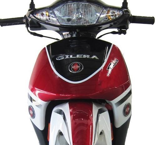 gilera smash 110cc vs - motozuni casanova
