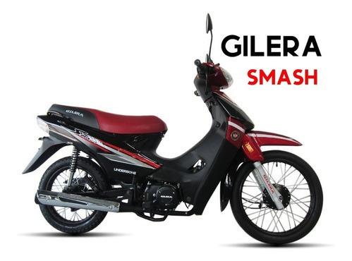 gilera smash 110cc vs temperley