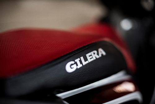 gilera smash 125 x full negro freno a disco y llantas
