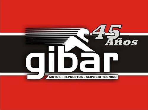 gilera smash automática gibar motos