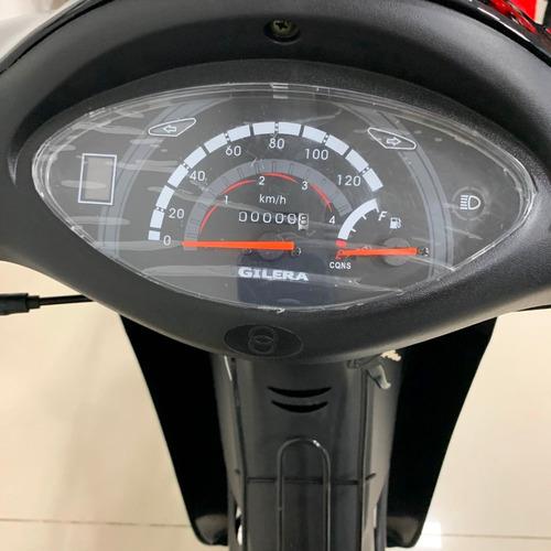gilera smash full 110 año 2020 moto ciclomotor underbone