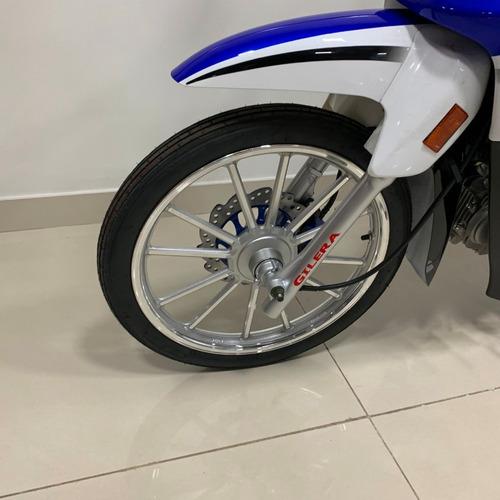 gilera smash full 110 okm 0 km moto ciclomotor underbone