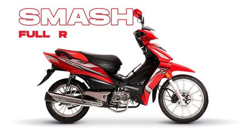 gilera smash full r 110    lomas