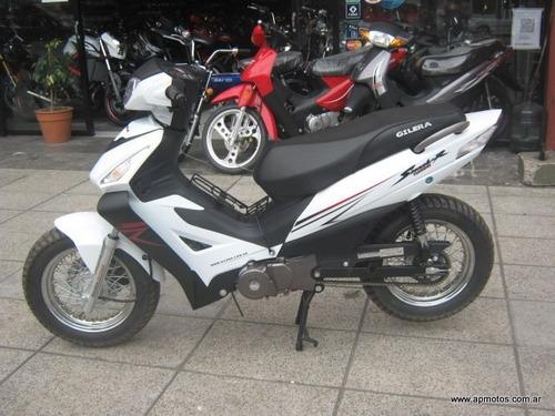 gilera smash motos