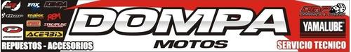 gilera smx 200 modelo nuevo enduro dompa motos