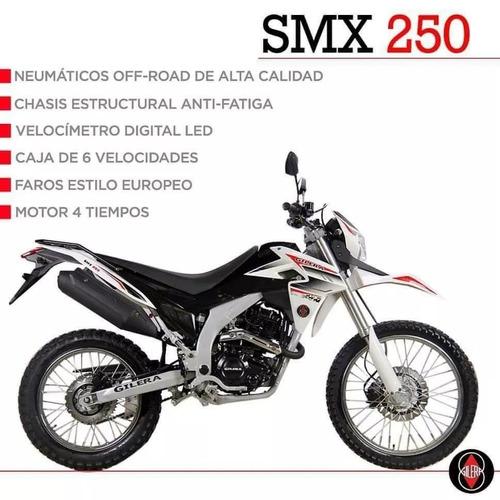 gilera smx 250 2018 todos los colores