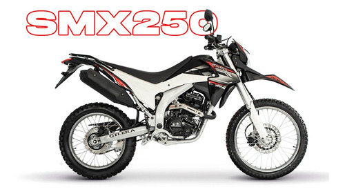 gilera smx 250 enduro 0km cross triax creditos solo dni mb
