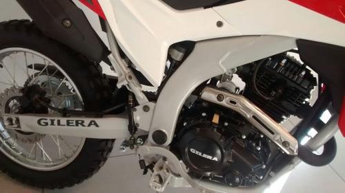 gilera smx 250 enduro moto cross 0km 2018 al  07/12