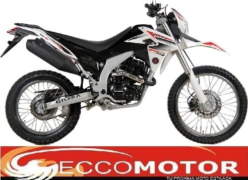 gilera smx 250 enduro - triax gxr zr cross eccomotor