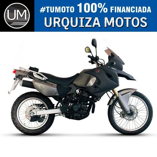 gilera smx 400 rally enduro financiacion 0km urquiza motos
