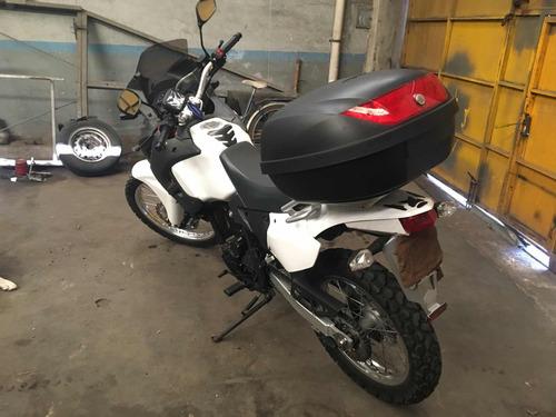 gilera smx 400 touring, moto